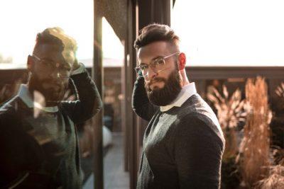 Frisurentrend: Einfach wieder Mann selbst sein