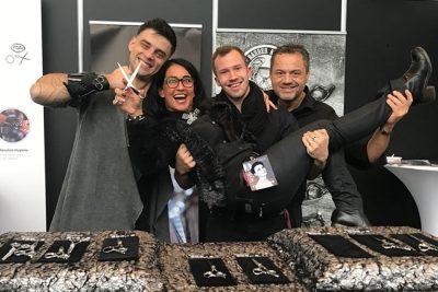 Bild zu Herzinger Schneidepartner GmbH übernimmt Vertrieb der Wristband Arts und ergänzt Teamkompetenz