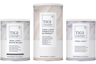Bild zu True Light White, True Light und True Light Freestyle Blonder