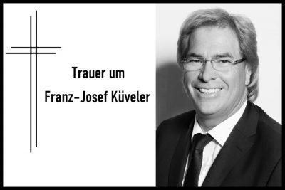 Bild zu Franz-Josef Küveler verstorben