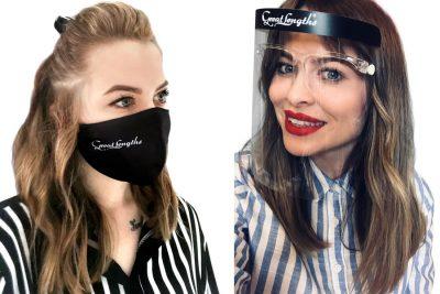 Bild zu Great Lengths Mund- und Nasenschutz