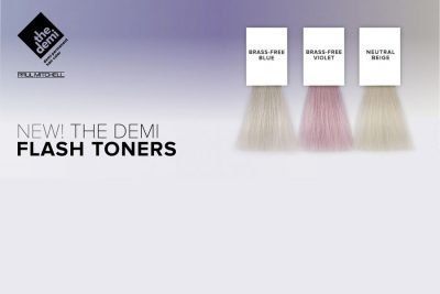 Bild zu Blond in allen Facetten mit den neuen The Demi Flash Toners