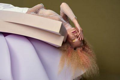 Bild zu Ioanna Tzigka - Kollektion Anamorphosis