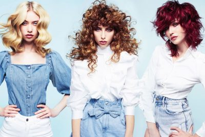 Bild zu Curl & Curves Collection von JOICO