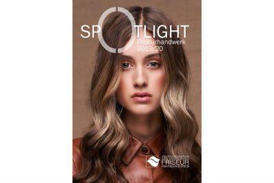 Bild zu Spotlight 2019/20 - der neue Jahresbericht des Friseurhandwerks