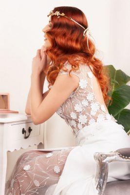 Hochzeitsfrisuren Kollektion YES I DO von Eric & Laurent