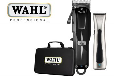Bild zu Limited Edition: Wahl Cordless Super Taper Black Version & Beret Trimmer
