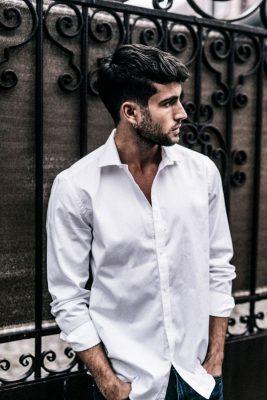 Textured Short Cut 2.0 for Men