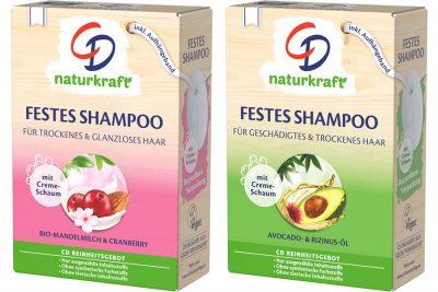 Bild zu Erstes festes Shampoo-Stück erweitert das Produktportfolio von CD