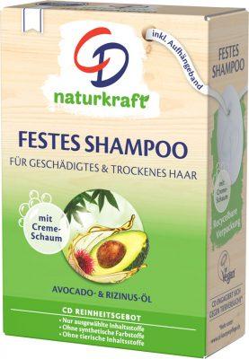 Erstes festes Shampoo-Stück erweitert das Produktportfolio von CD