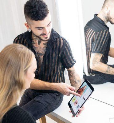 Schwarzkopf Professional SalonLab Smart Analyzer