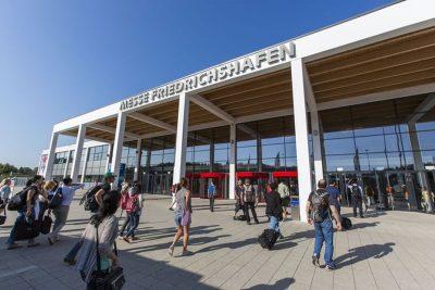 Bild zu Die COSMETICA Fachmesse am Bodensee