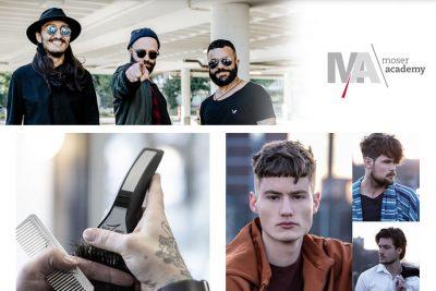 Bild zu Modern Man - Seminar für neue Haarschneidetechniken powered by MOSER