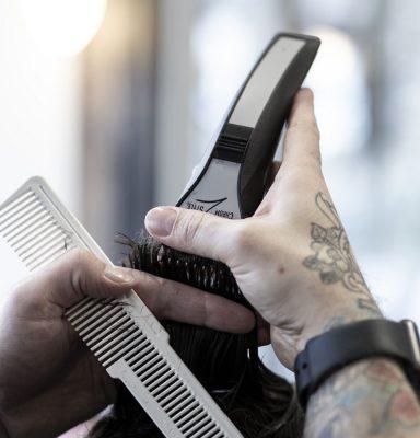 Modern Man - Seminar für neue Haarschneidetechniken powered by MOSER