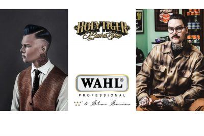 Bild zu Holy Tiger Barbershop Collection powered by Wahl