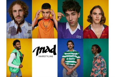 Frisurentrend: mad MAN´s Collection 2020/21