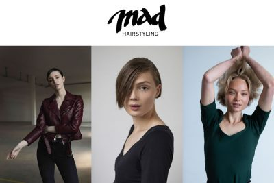 Bild zu mad HAIRSTYLING - Collection 2020/21 TRANSFORMATION