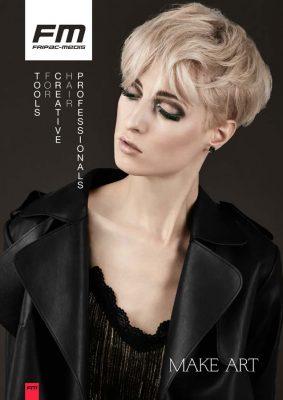 Tools for Creative Hair Professionals - der neue Fripac-Medis-Katalog Make Art ist da!