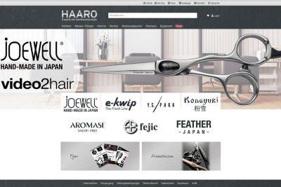 Bild zu Haaro Friseurbedarf GmbH