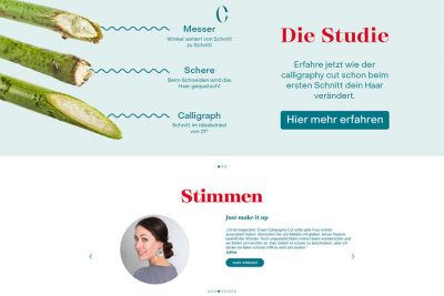 Brancheneintrag: The Calligraphy Cut Company GmbH