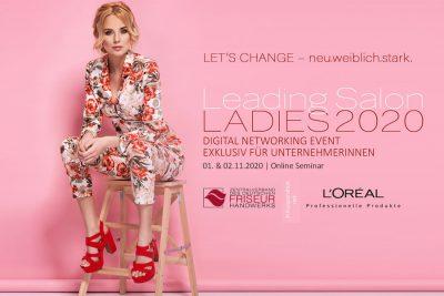 Bild zu Let's change – neu.weiblich.stark.