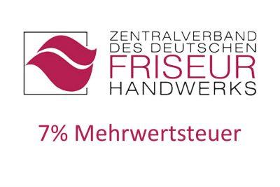 Bild zu Friseurhandwerk fordert Senkung der Mehrwertsteuer