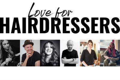 Bild zu Love for Hairdressers: Voller Hingabe für die professionelle Haarkunst von Morgen