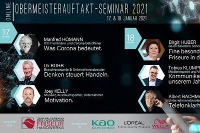 Bild zu Obermeister-Jahresauftakt-Seminar 2021