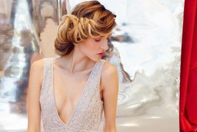 Frisurentrend: Fashion- & Styling-Botschaft für die Fest- und Feiertage