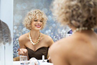 Bild zu Die Hairfashion Kollektion 2021 der Intercoiffure Regiogruppe Dortmund