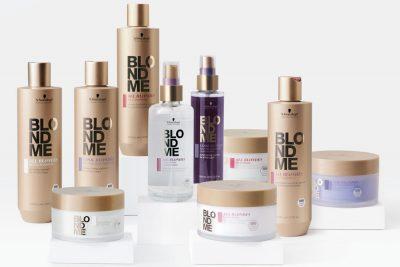 Bild zu Schwarzkopf Professional verbessert die BLONDME Care