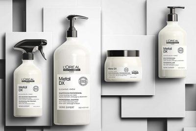 Bild zu L'Oréal Professionnel Paris präsentiert METAL DX