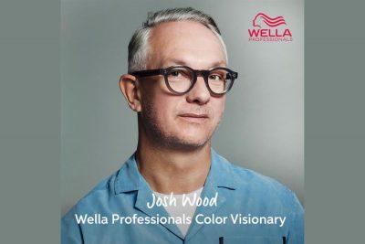 Bild zu Josh Wood kehrt als Color Visionary zu Wella Professionals zurück
