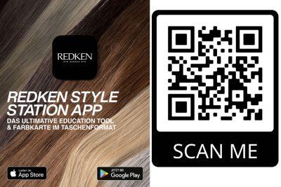 Bild zu Redken launcht Style Station App