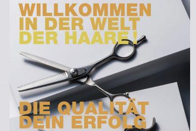 Bild zu Excellent Edges präsentiert Scheren-Starterset für Friseurlehrlinge