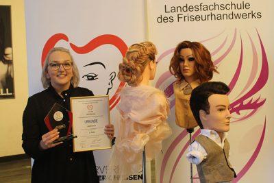 Bild zu Ida Brusius gewinnt Landesentscheid 2021