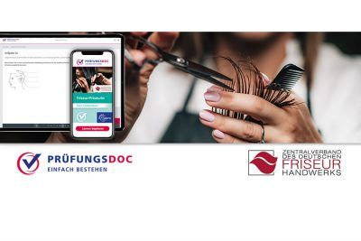 Bild zu Kostenlose Online-Kurse für Friseur-Azubis