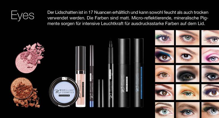 Neuheit Hair Haus Kosmetiklinie Brilliant Cosmetics Friseurportal