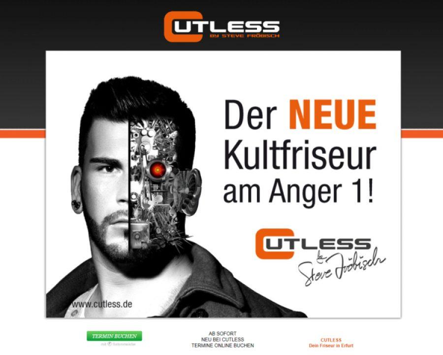 Cutless: Friseursalons