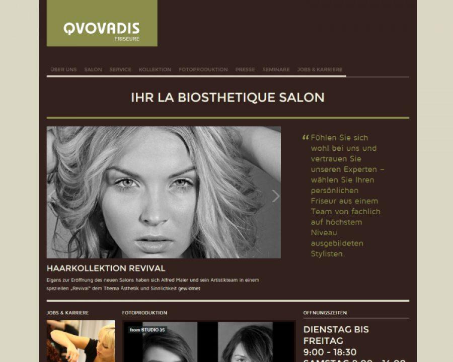 QVOVADIS - Friseure: Friseursalons