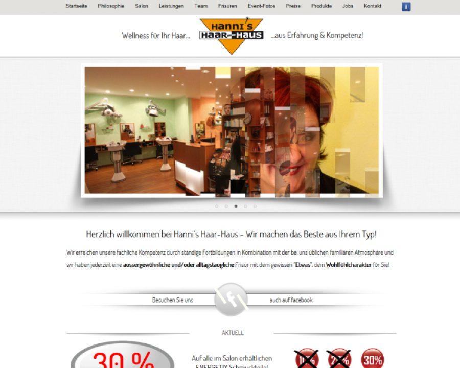 Hannis Haar-Haus: Friseursalons