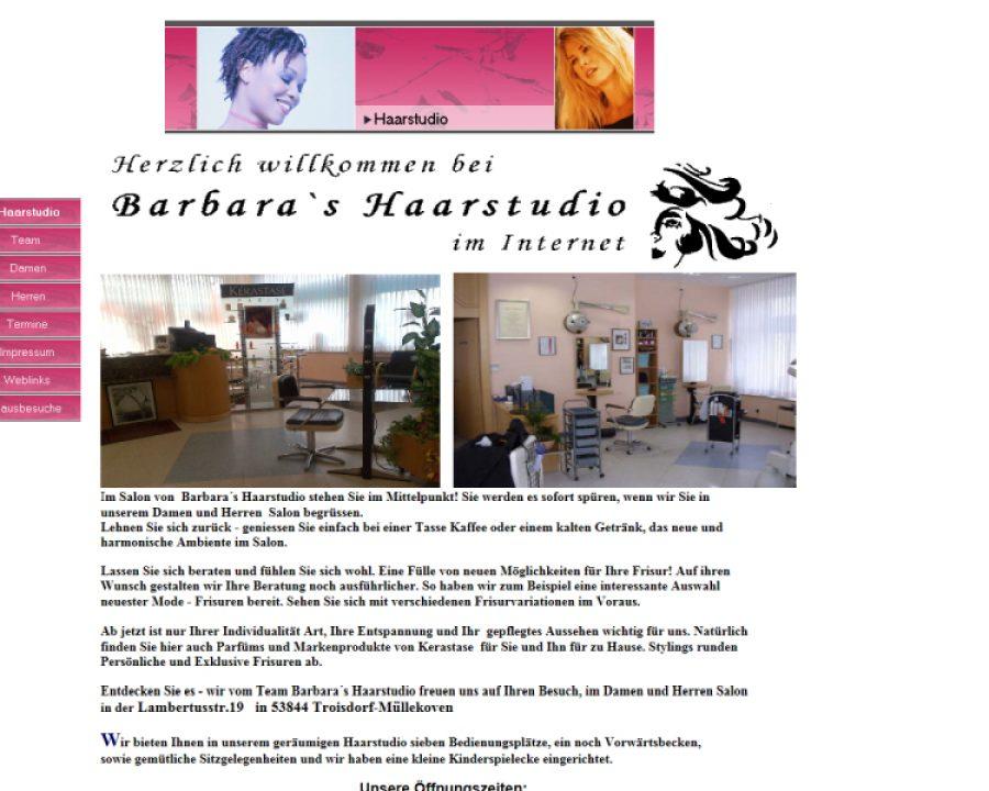 Barbara's Haarstudio: