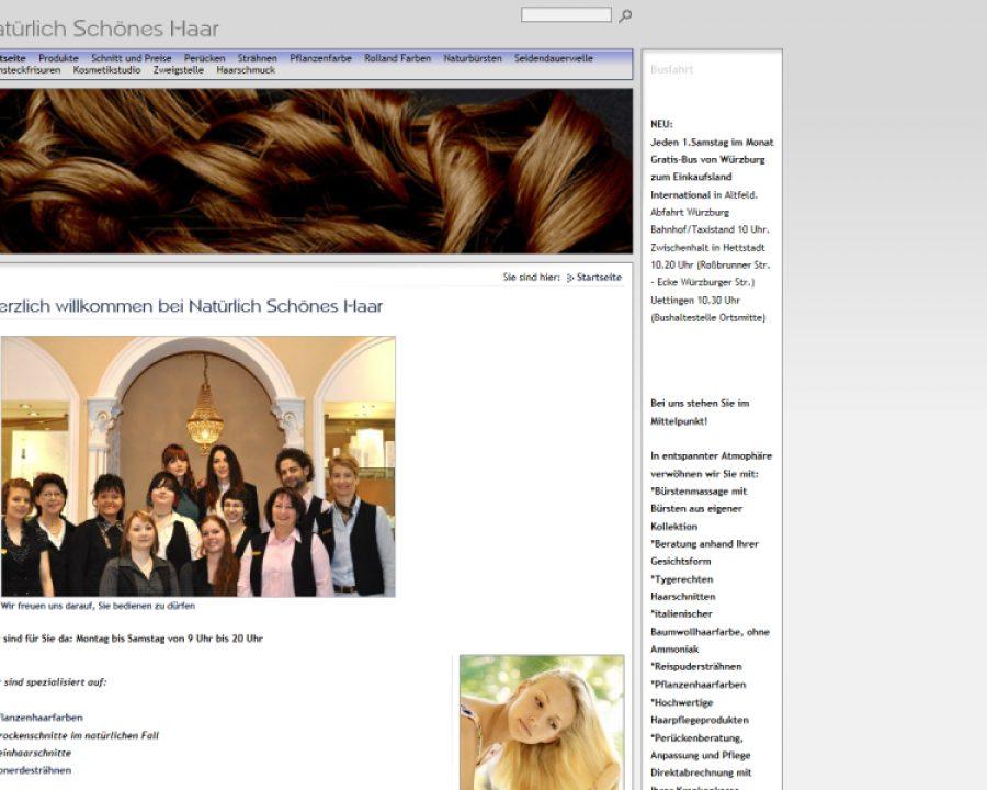 Natürlich Schönes Haar GmbH: Friseursalons