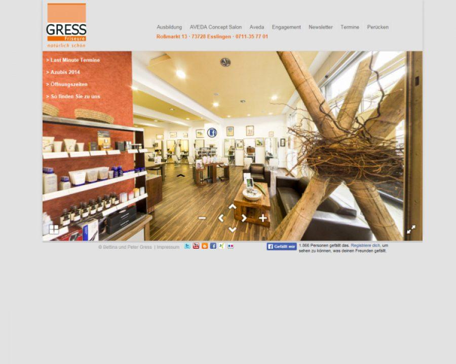 Gress Friseure Aveda Concept Salon: Friseursalons