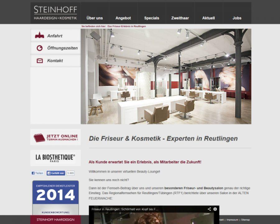 Steinhoff Haardesign: Friseursalons