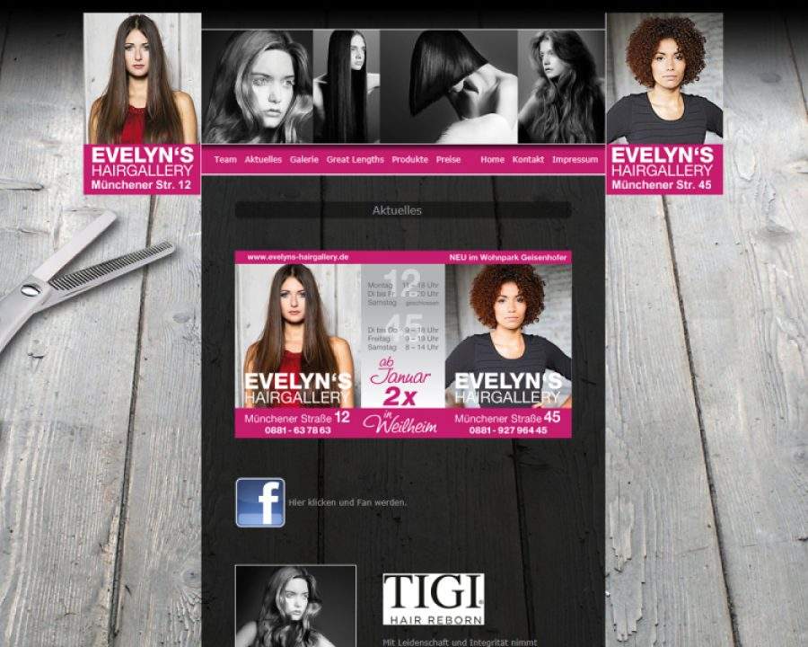 Evelyns Hairgallery: Friseursalons
