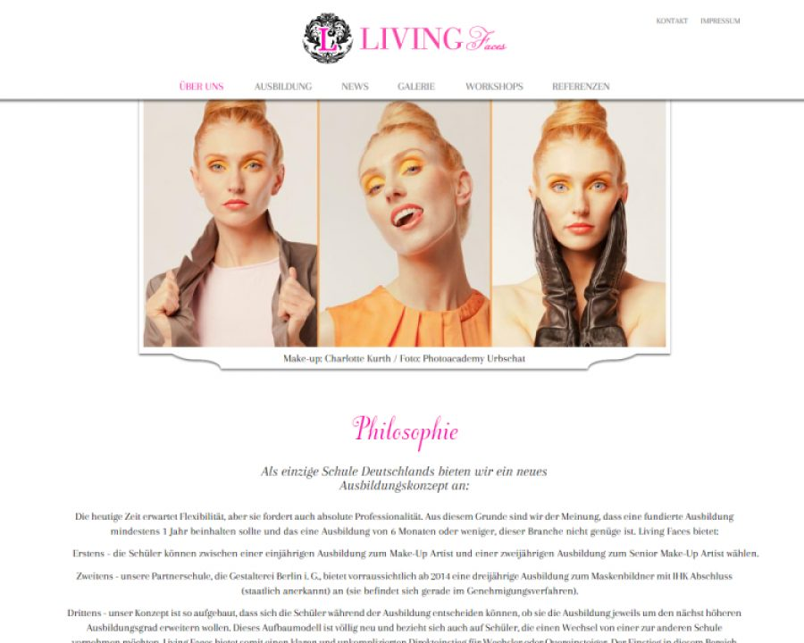 Living Faces: Friseursalons