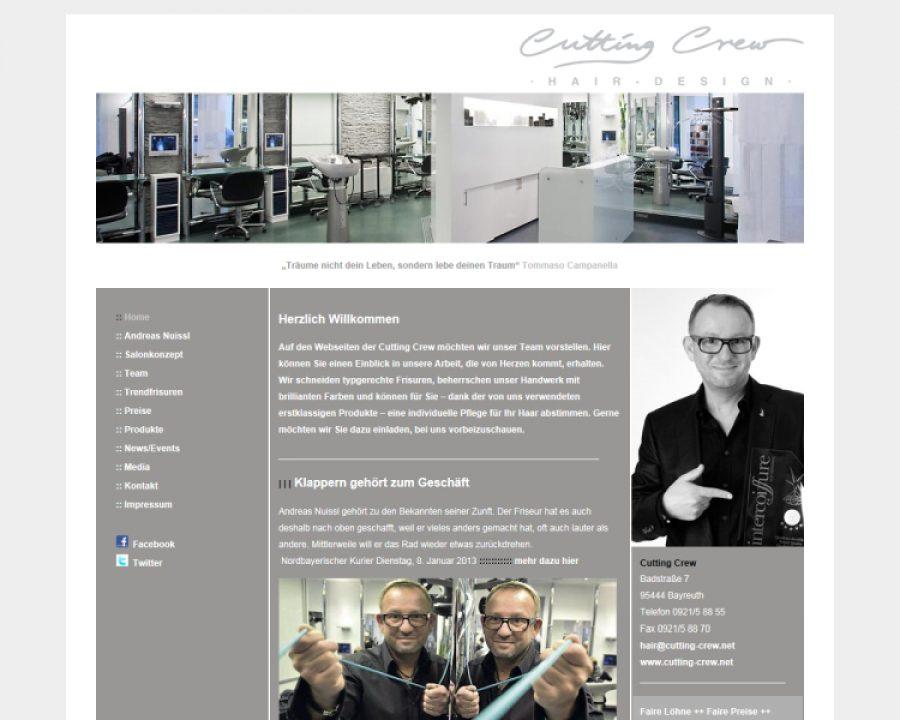 Cutting Crew Hair-Design: Friseursalons