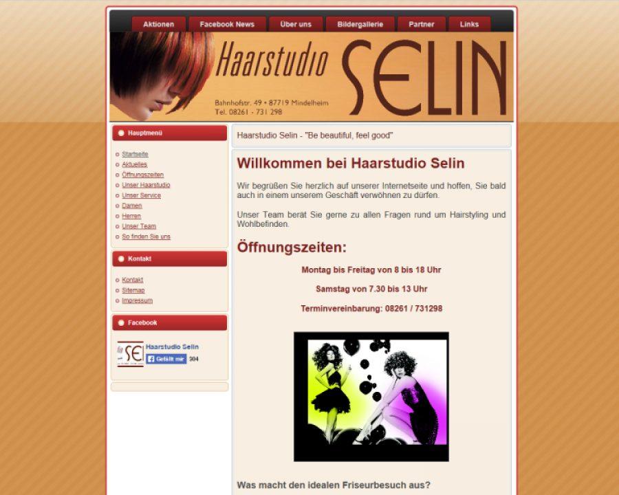 Haarstudio Selin: Friseursalons