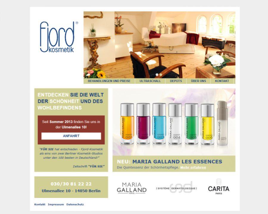 fjord - kosmetik: Kosmetik